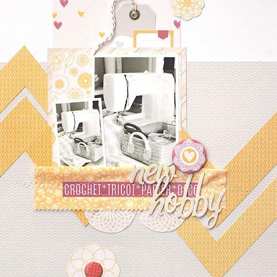 Nouvelle collection Les papiers de Pandore et Blog Candy