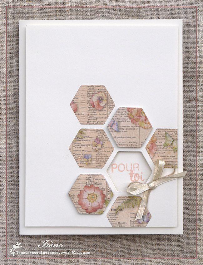 Carte hexagones