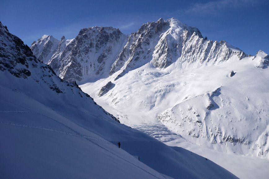 Chamonix Zermatt jour 2