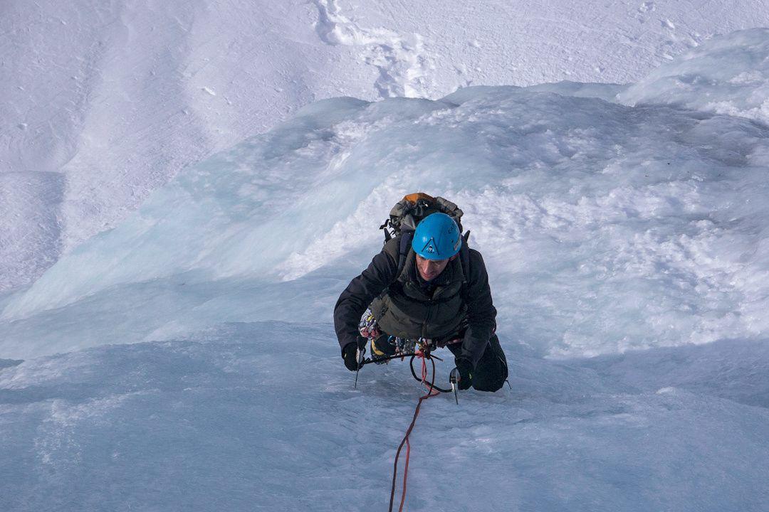Mer de rève sur le glacier d'Argentière