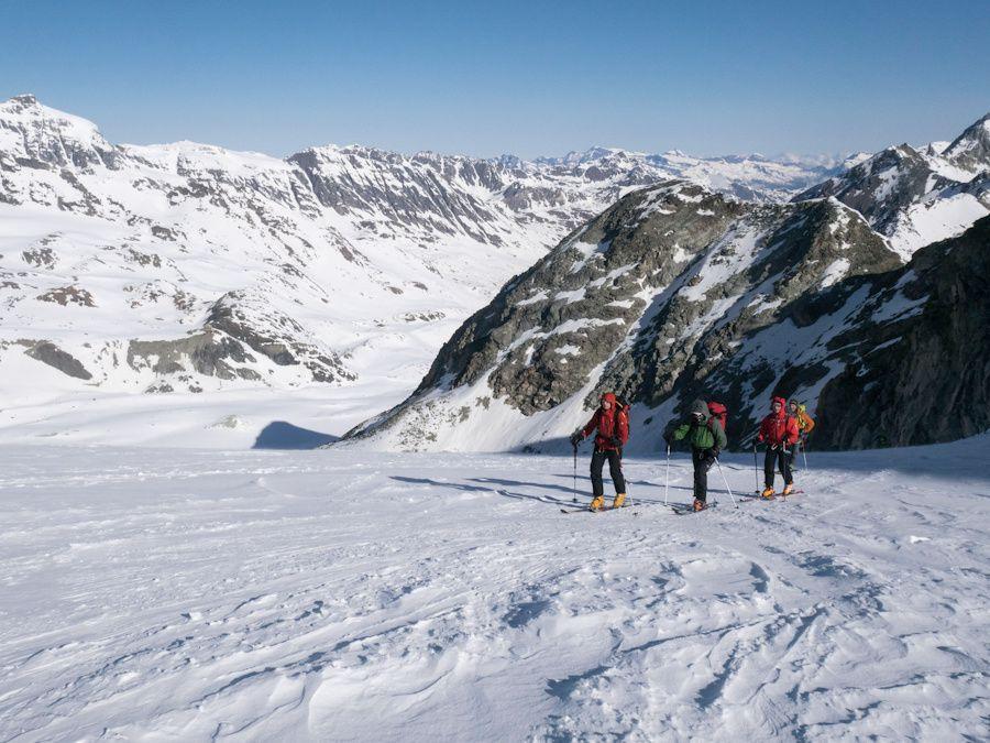 Haute Route de Chamonix à Zermatt, j5