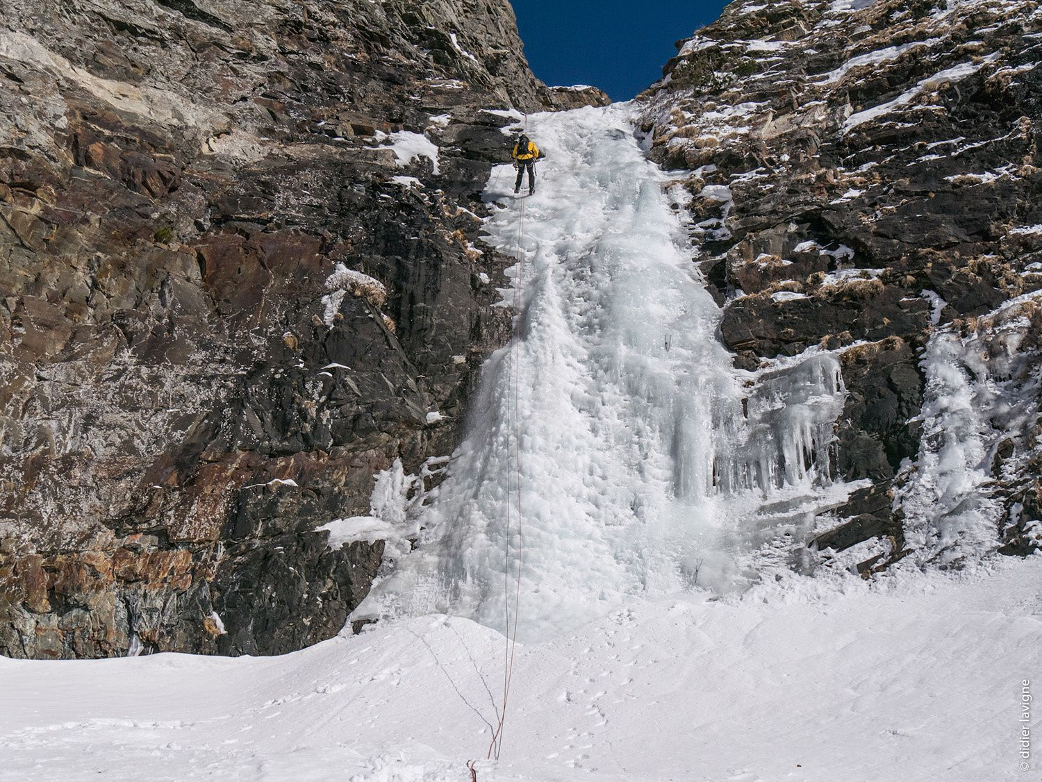 Cold Couloir