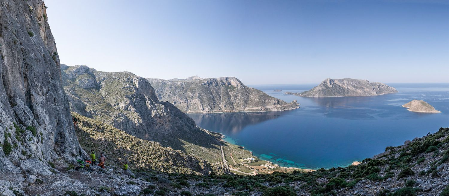 Kalymnos, on y &quot&#x3B;va&quot&#x3B;, on y &quot&#x3B;reva&quot&#x3B; :-)