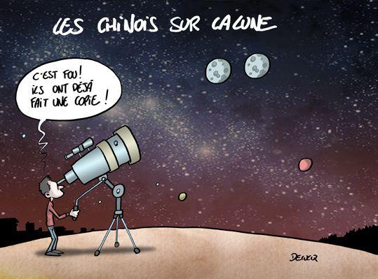 Dessin de Xavier Delucq publié le 16 décembre 2013 sur le site du huffingtonpost.fr