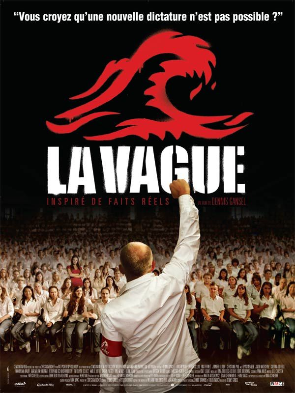 "Projection du film ""la vague"", face aux extrémismes, la MJC de Firminy se mobilise"
