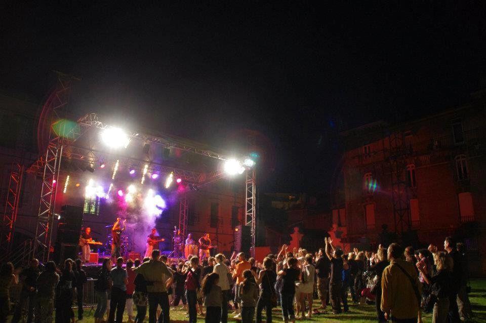Woodstock sur Loire 2016