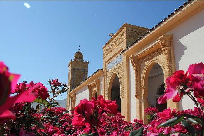 Grande Mosquée Mohammed VI de Saint-Etienne