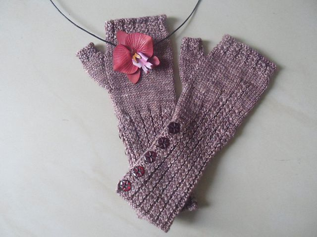 Pride and Prejudice Mittens
