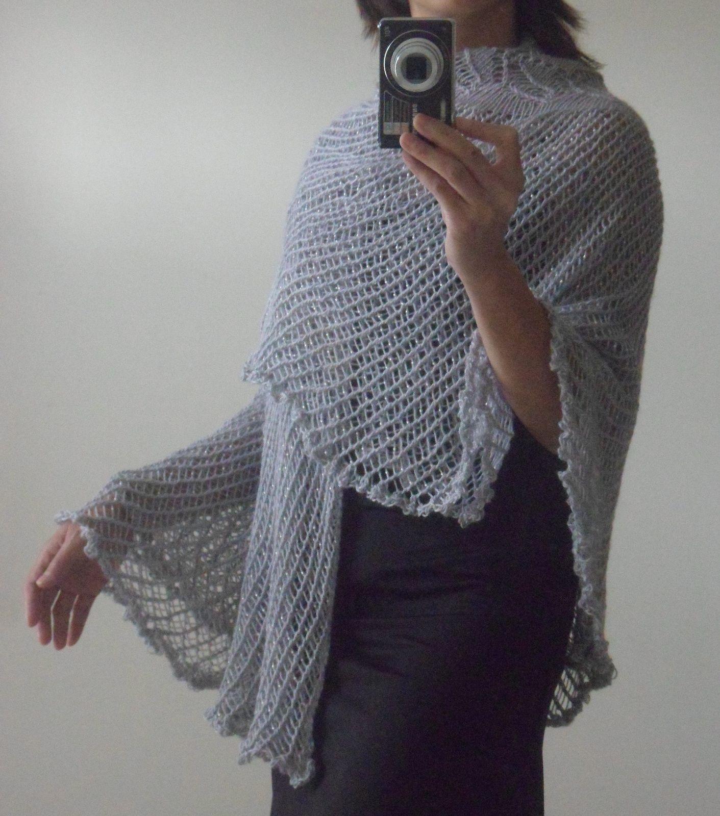 Shipwreck shawl
