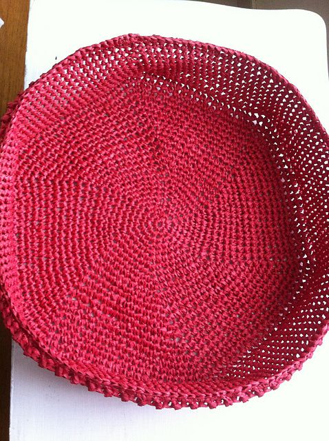 Tuto panier hexagonal / Hexagonal Basket