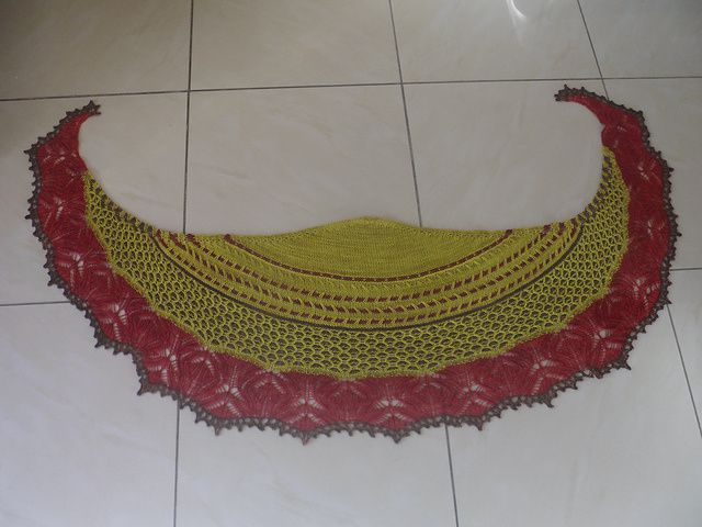Abencerage Shawl