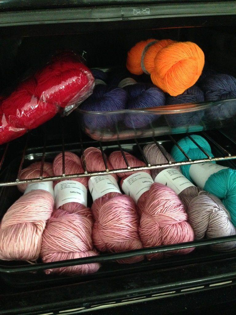 Tuto : Protéger sa laine ou pour que la mite reste un mythe