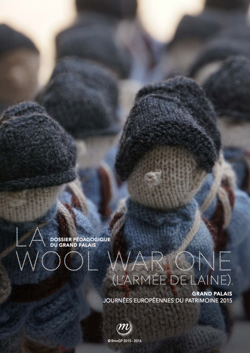 Wool War One : L'expo au Grand Palais à Paris
