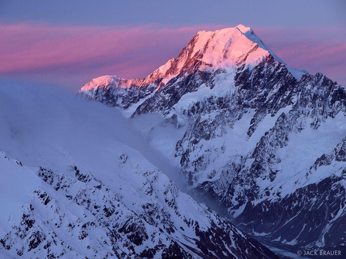 Châle Alpenglow