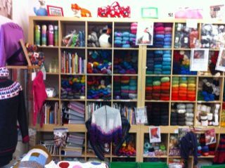 Kathy's Knits à Edinburg