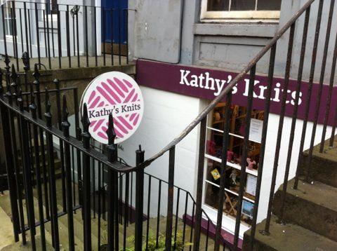 Kathy's Knits à Edinburg