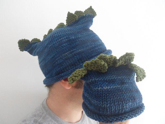 Bonnet dinosaure