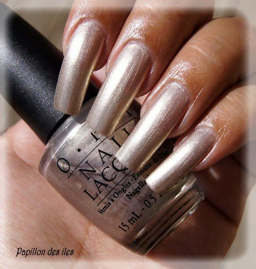 OPI : Glamour Game