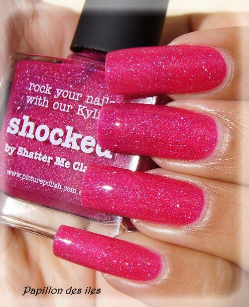 PICTURE POLISH : Shocked