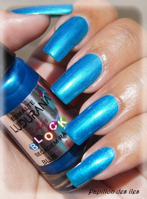 LUDURANA : Blue &amp&#x3B; IMPALA : Charming