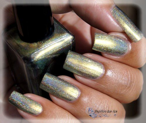 ENCHANTED POLISH : Electric Feel