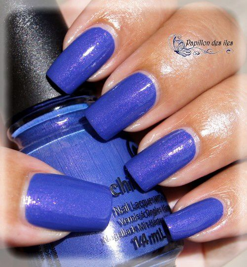 CHINA GLAZE : Fancy Pants