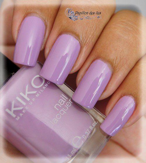 KIKO : N°330 -  Lilac