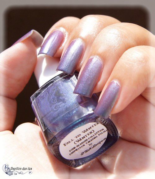 FUN LACQUER : Fall to Winter