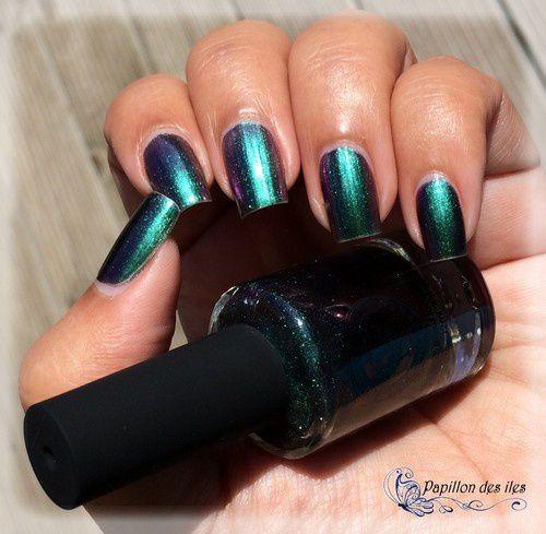 I LOVE NAIL POLISH : Sirène