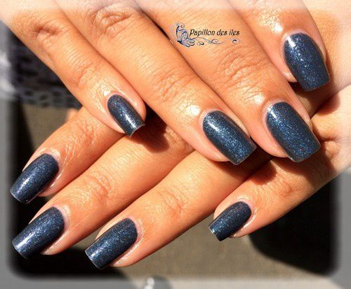 PICTURE POLISH : Blue Dog