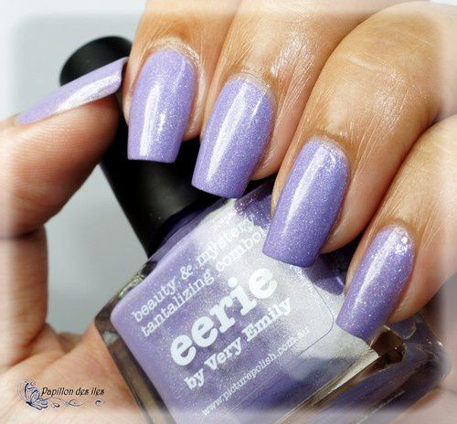 PICTURE POLISH : Eerie