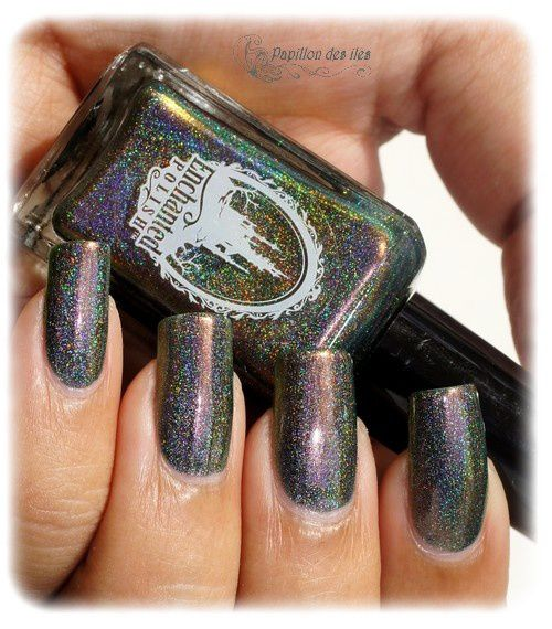 ENCHANTED POLISH : Holidays