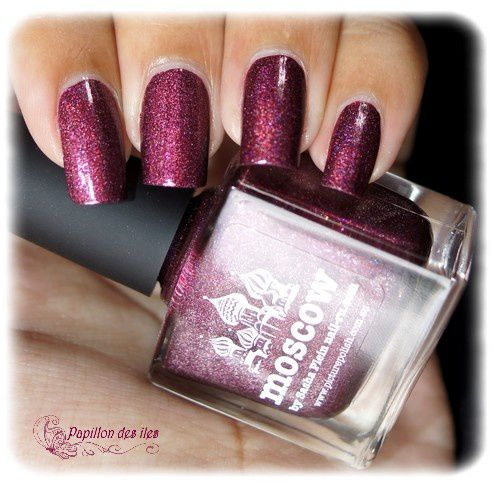 PICTURE POLISH : Moscou