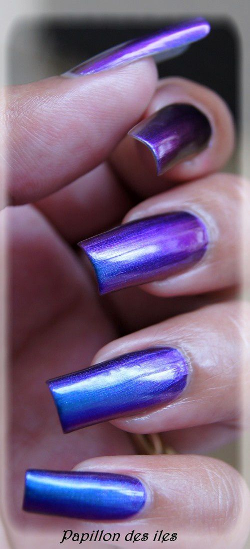 I LOVE NAIL POLISH : Birefringence