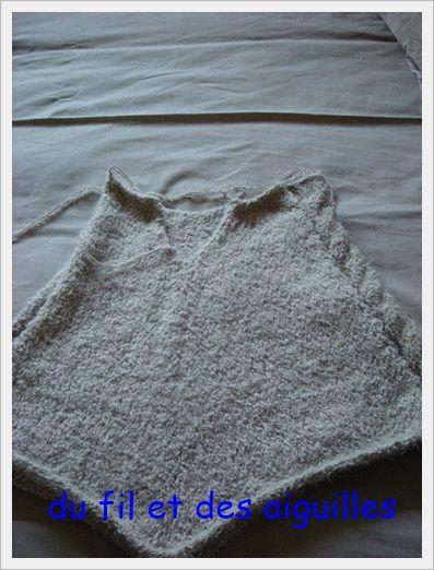 Projet tricot , suite 2!!!
