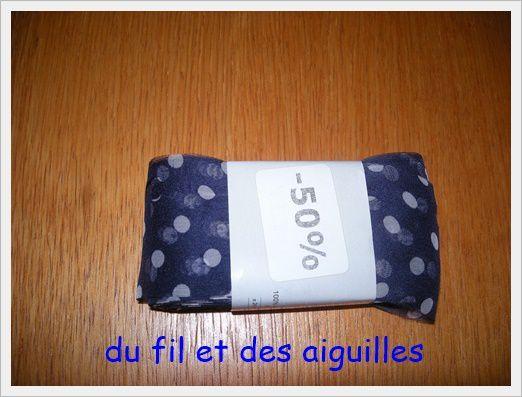 Une écharpe pour Cléo!!!!