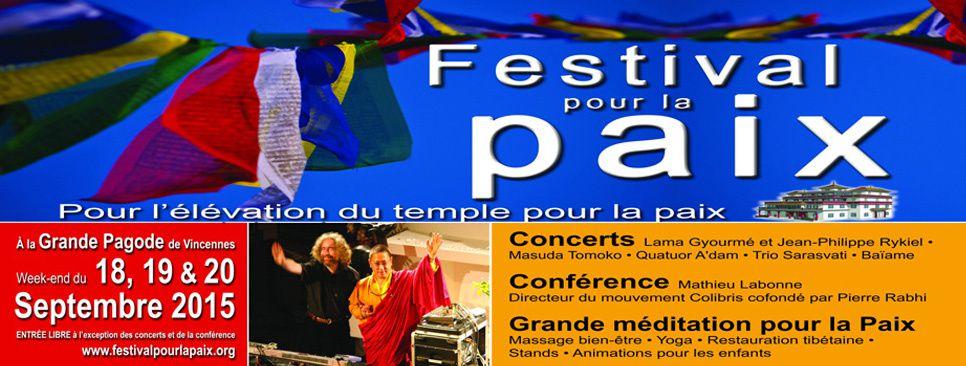 Festival pour la Paix