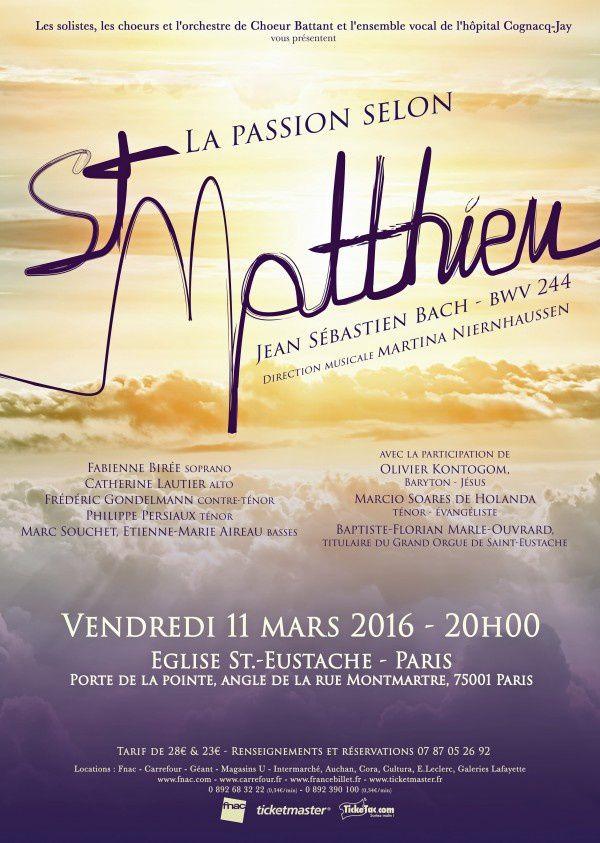 Concert à Saint-Eustache