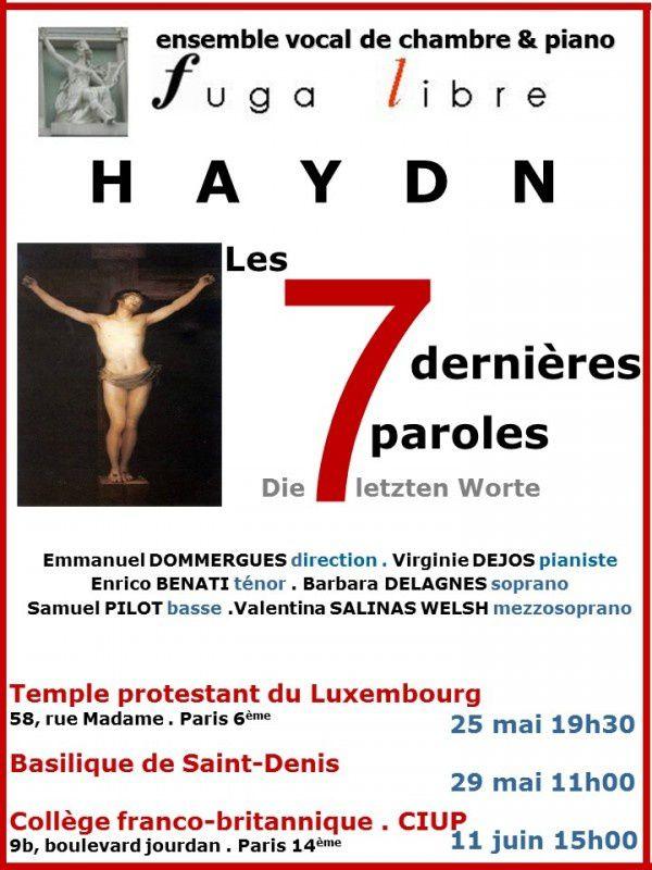 Concert en la Basilique de Saint-Denis