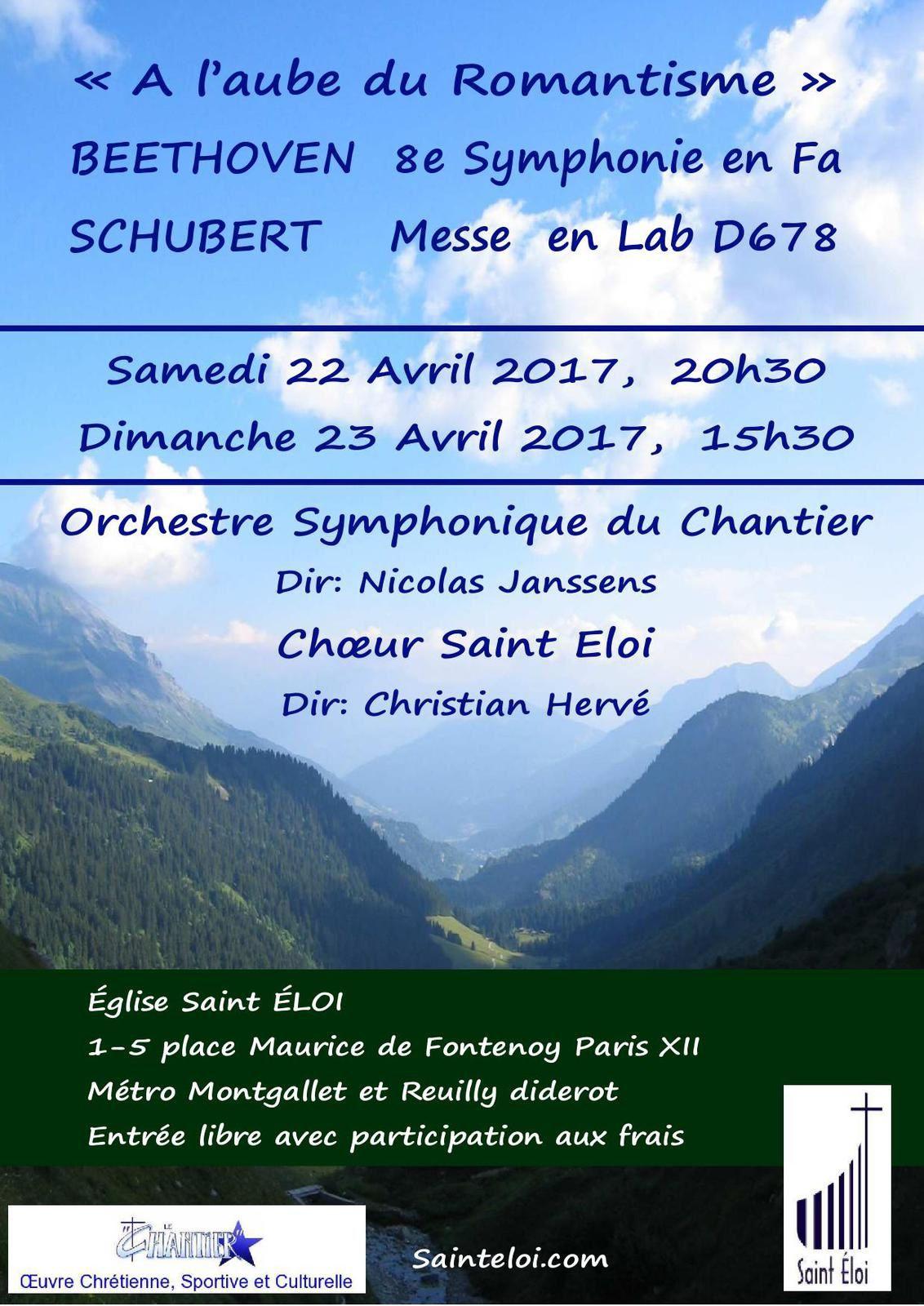 Concert à Saint-Eloi