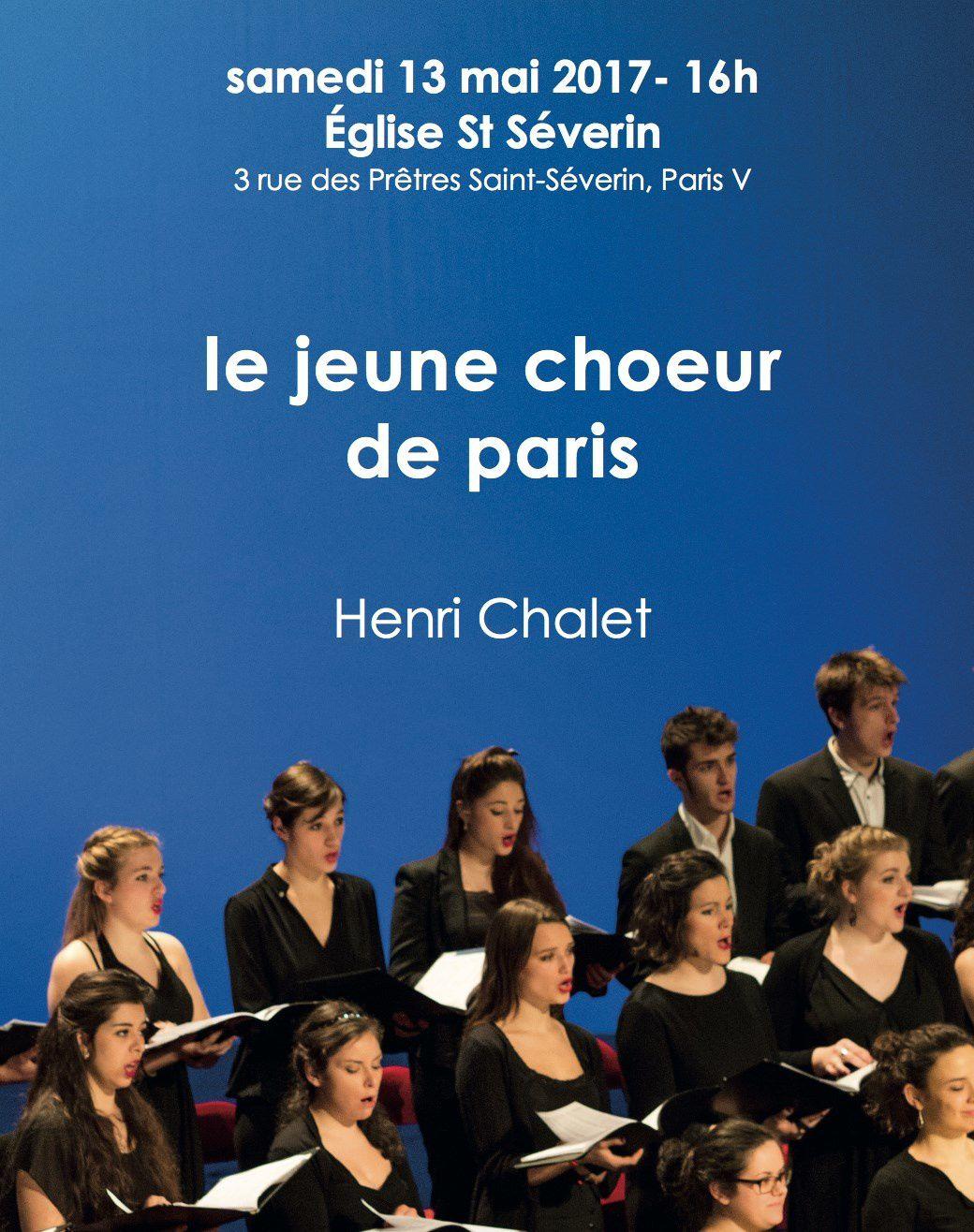 Concert à St Séverin