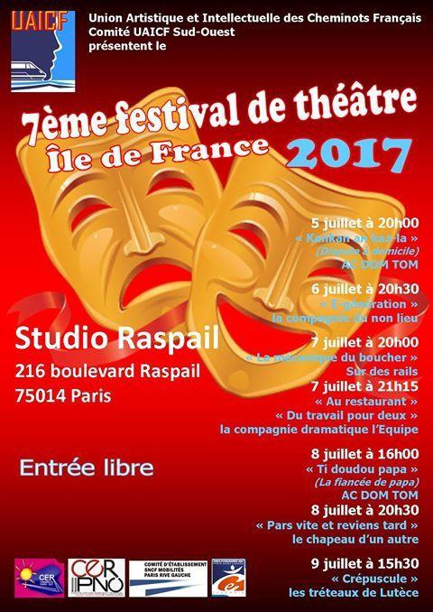 Festival de Théâtre UAICF