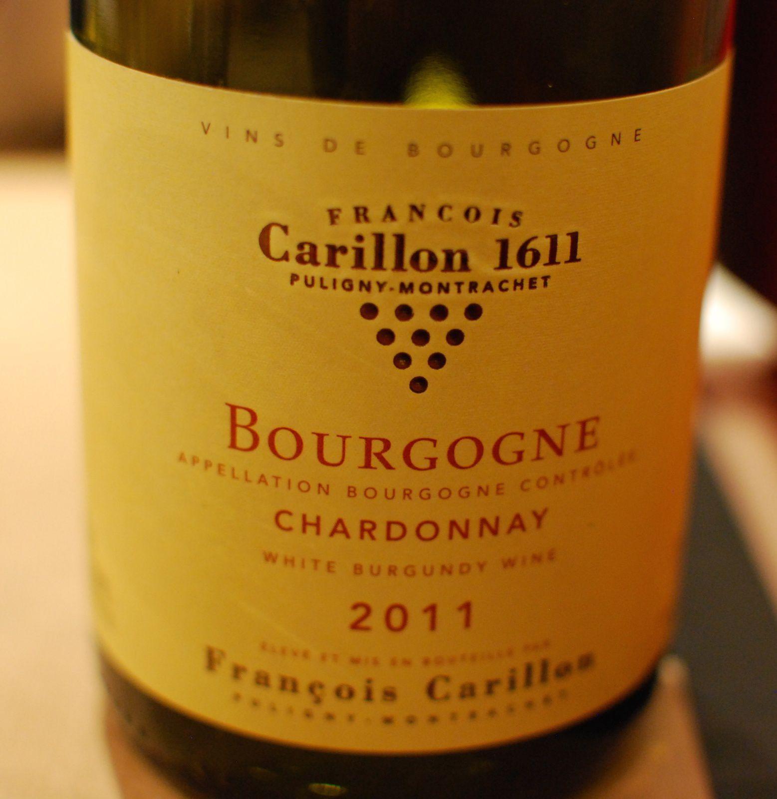 Bourgogne - Chardonnay 2011 - François Carillon