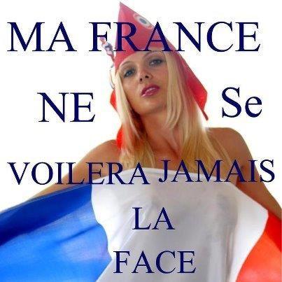 Ma FRANCE resrera ma FRANCE,même si cela ne convient pas à ceux qui nous gouverne.