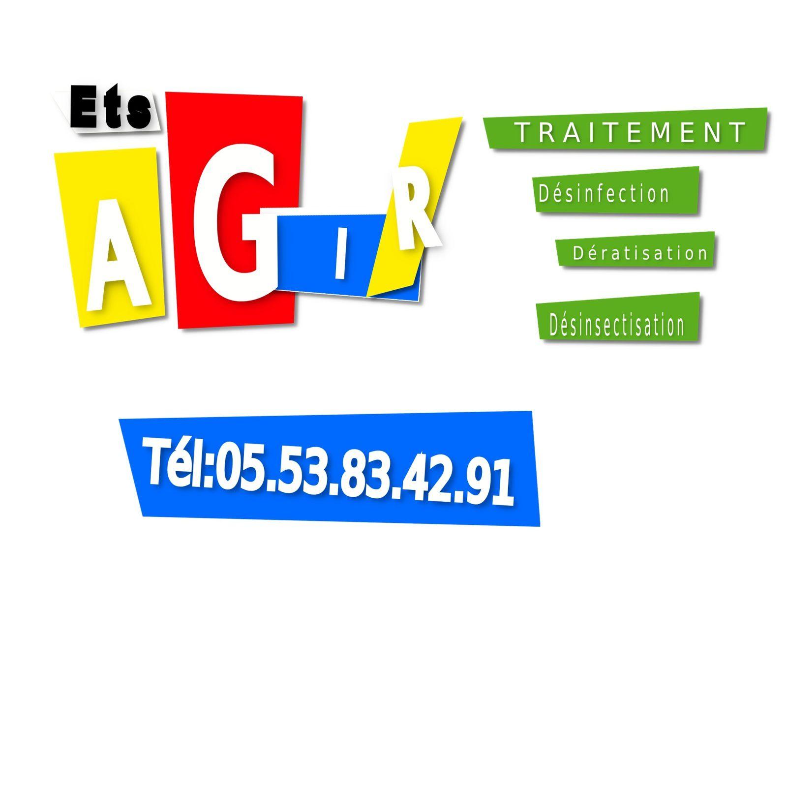 Désinsectisation, déraratisation à Agen, Mamande, Tonneins, Villeneuve-sur-lot , Lot-et-garonne 47. Ets A.G.I.R