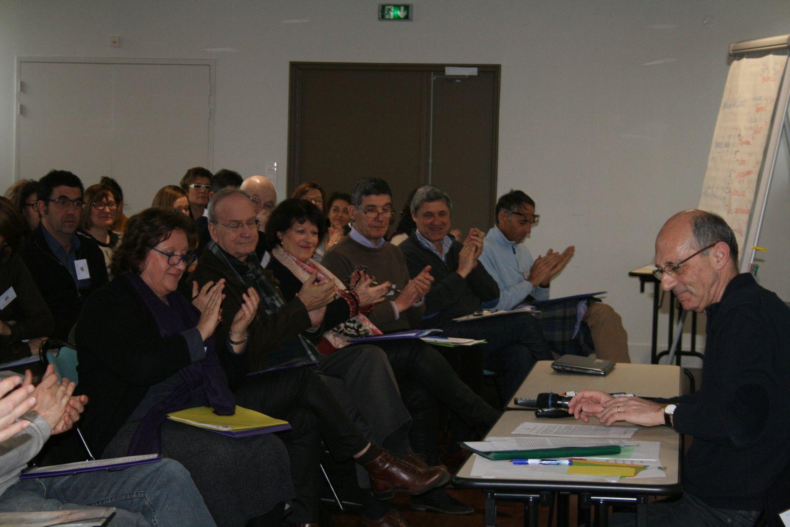 Maristes en éducation - session «La Neylière»