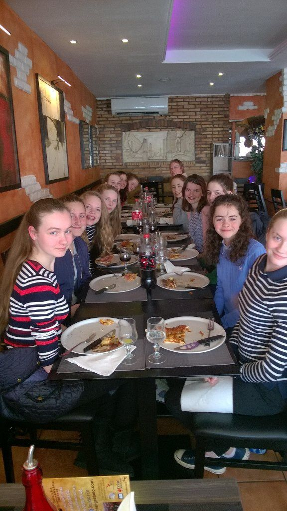 Exchange 2016 - The Marist School Sunninghill/Cours Fénelon