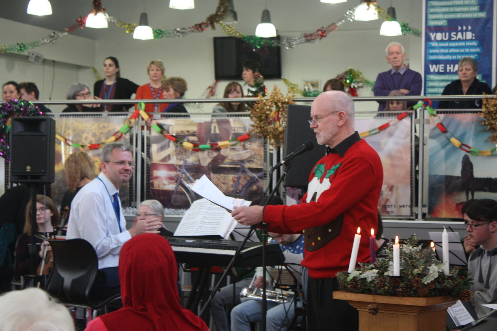 Christmas Community Carol Concert Blackburn