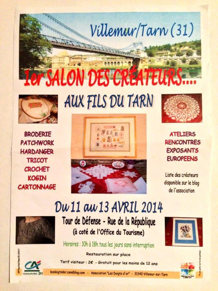 notre week-end à Villemur sur Tarn