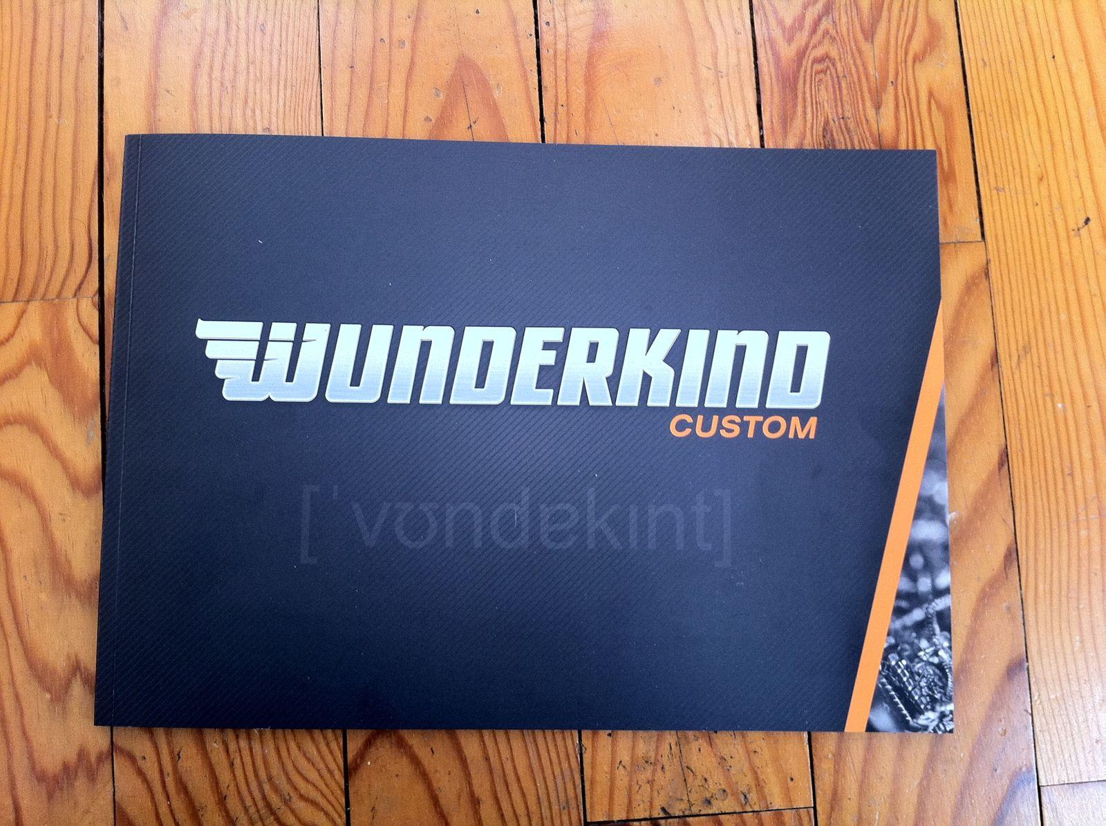 Wunderkind Custom  ABM un enfant prodige